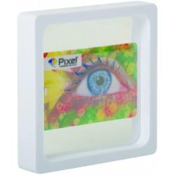 , Square Transparent Frame (medium), Busrel