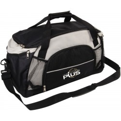, Two tone sport bag 600D polyester/PVC, Busrel
