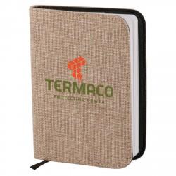 Polyester notebook