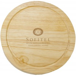 , Nylon cooler bag, oak wood board & stainless steel tools, Busrel