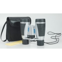 , Observer binoculars with carry case (power 5x), Busrel