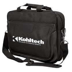 Computer Bag with various compartments
