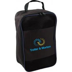 Shoe / cosmetic / travel bag 600D/PVC