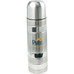 , Two-tone stainless steel thermos, Busrel