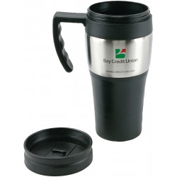 , Coffee/tea for two thermal trio in travel case, Busrel