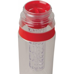 Tritan Bottle with fruit infuser