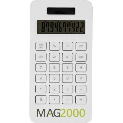 , Solar pocket calculator (10 digit), Busrel