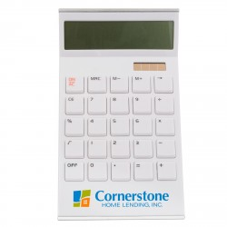 Solar pocket calculator (12 digit)