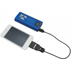 Power bank and flashlight