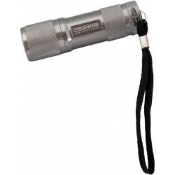 , Heavy duty aluminum flashlight (10000-13000w), Busrel