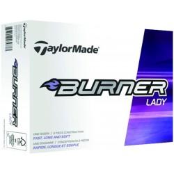 , Golf balls TaylorMade Burner Lady - Box of 12 balls, Busrel