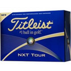 , Golf balls Titleist NXT Tour - Box of 12 balls, Busrel