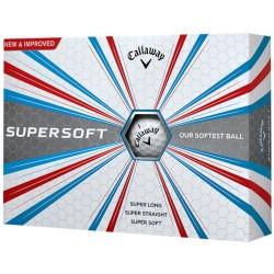 , Golf balls Callaway SUPERSOFT - Box of 12 balls, Busrel